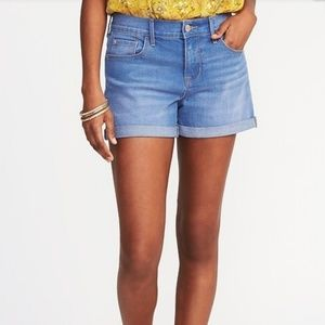 Old Navy | Denim Boyfriend Shorts